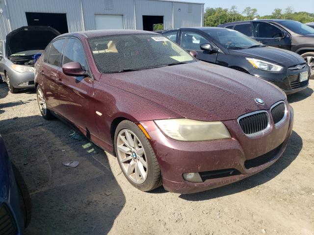 Salvage 2010 BMW 3 SERIES - Small image. Lot 45030441