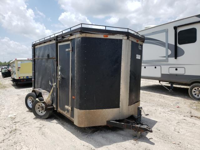Cargo Cargo Trailer salvage cars for sale: 2013 Cargo Cargo Trailer