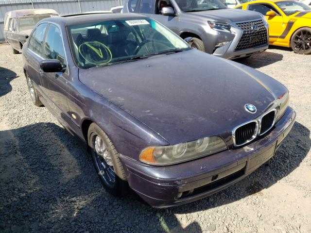 BMW Vehiculos salvage en venta: 2003 BMW 525 I Automatic