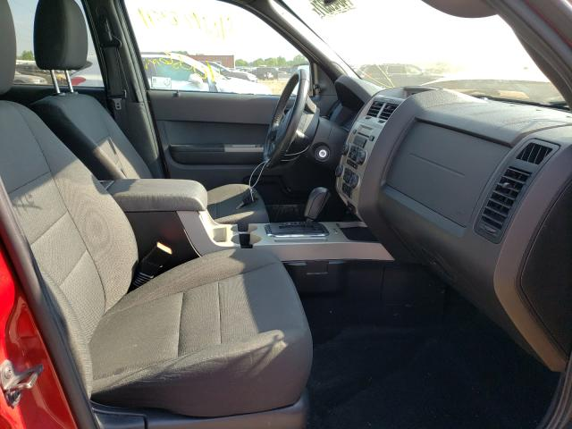 2011 FORD ESCAPE XLT 1FMCU0D76BKB32854