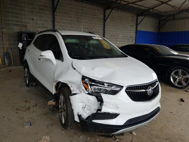 Salvage cars for sale from Copart Cartersville, GA: 2019 Buick Encore PRE