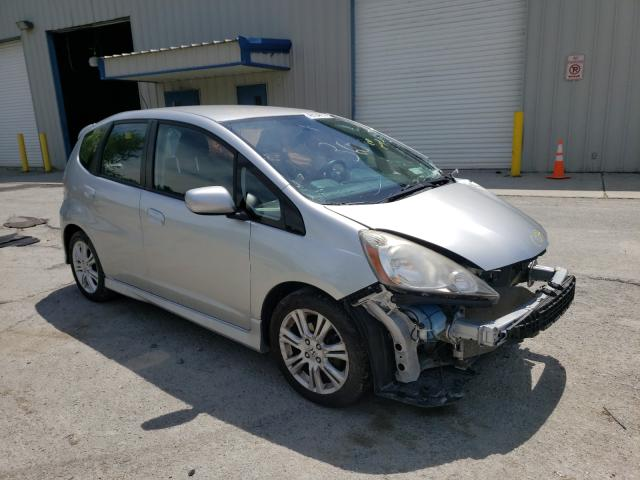 Salvage cars for sale from Copart Albany, NY: 2011 Honda FIT Sport