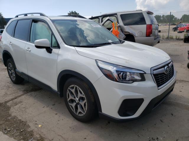 Vehiculos salvage en venta de Copart Woodhaven, MI: 2019 Subaru Forester P