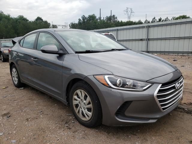 2018 Hyundai Elantra SE en venta en Charles City, VA