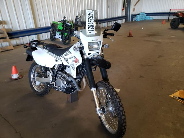 Salvage cars for sale from Copart Denver, CO: 2018 Suzuki DR-Z400 S