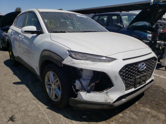 Salvage cars for sale from Copart Hayward, CA: 2020 Hyundai Kona SE