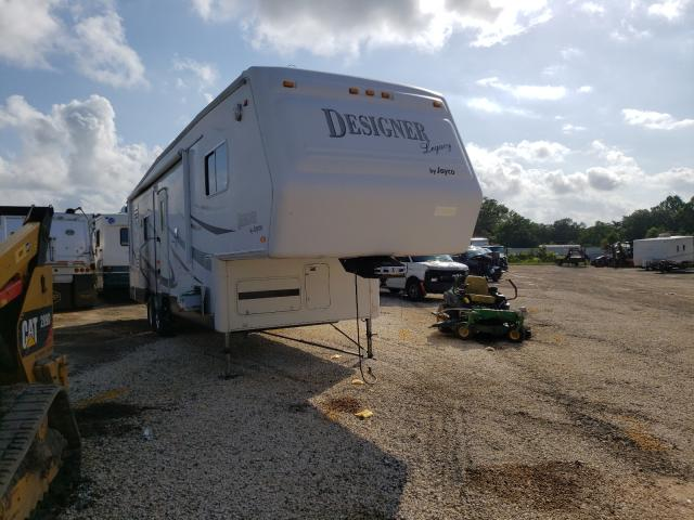 Salvage cars for sale from Copart Theodore, AL: 2001 Other Travel Trailer