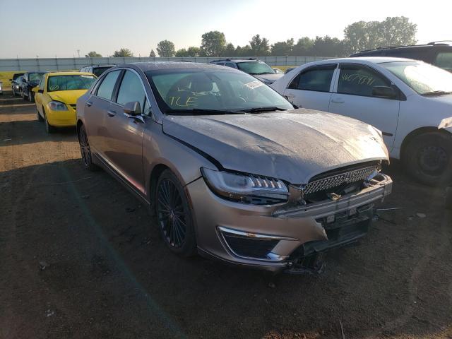 Lincoln Vehiculos salvage en venta: 2018 Lincoln MKZ Hybrid
