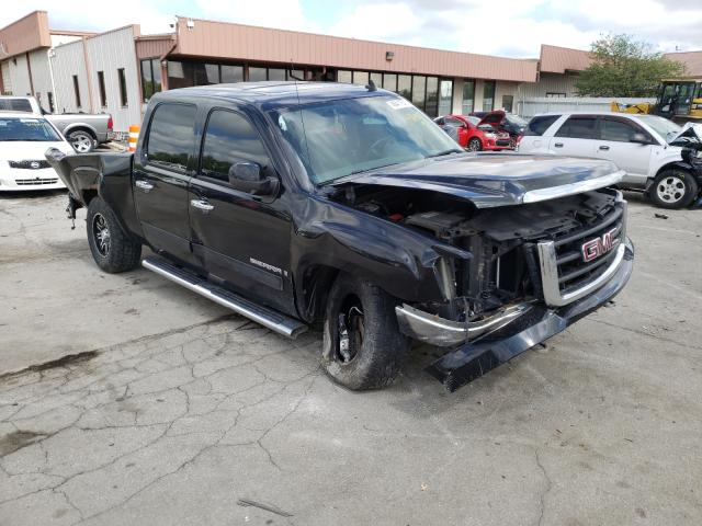 Salvage trucks for sale at Fort Wayne, IN auction: 2007 GMC New Sierra