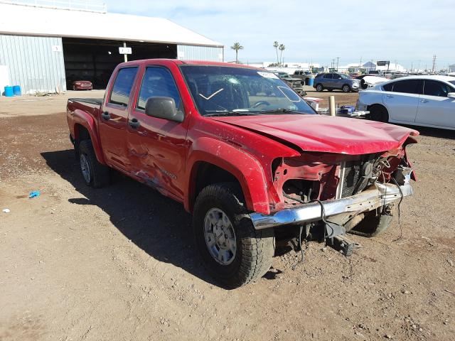 Salvage cars for sale from Copart Phoenix, AZ: 2005 GMC Canyon