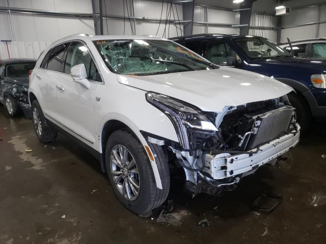 Cadillac Vehiculos salvage en venta: 2021 Cadillac XT5 Premium