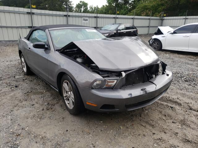Salvage 2010 FORD MUSTANG - Small image. Lot 44660901