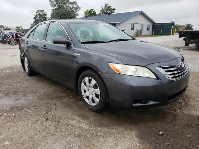 Salvage 2009 TOYOTA CAMRY - Small image. Lot 43540001
