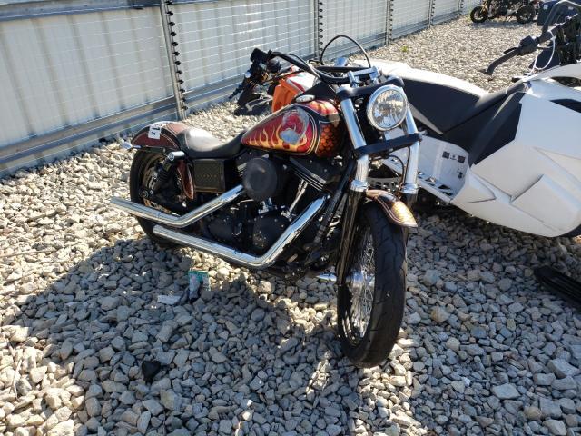 Vehiculos salvage en venta de Copart Appleton, WI: 2016 Harley-Davidson Fxdb Dyna