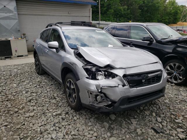 Vehiculos salvage en venta de Copart Mebane, NC: 2019 Subaru Crosstrek