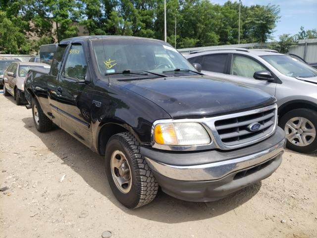 Salvage cars for sale from Copart North Billerica, MA: 2003 Ford F150
