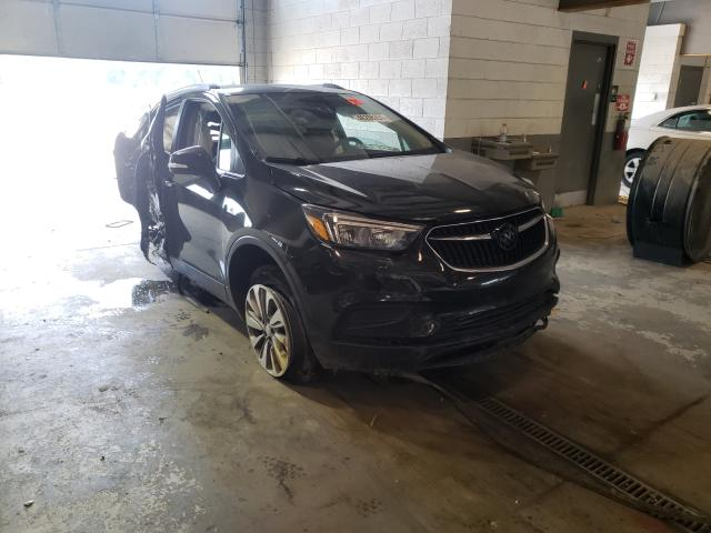 Salvage cars for sale from Copart Sandston, VA: 2019 Buick Encore PRE
