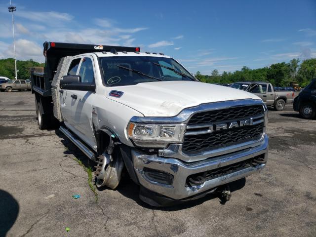 Dodge RAM 5500 salvage cars for sale: 2019 Dodge RAM 5500