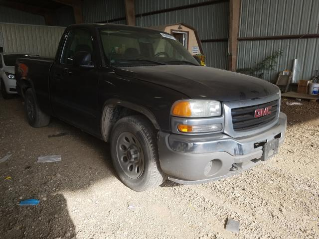 Salvage cars for sale from Copart Houston, TX: 2005 GMC New Sierra