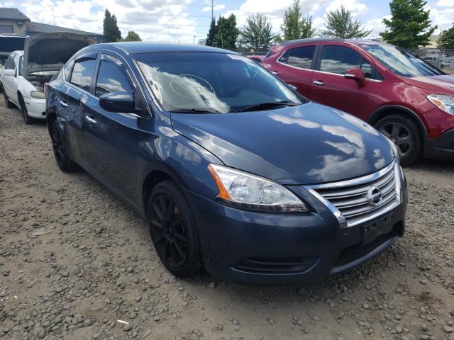 2014 Nissan Sentra S en venta en Eugene, OR