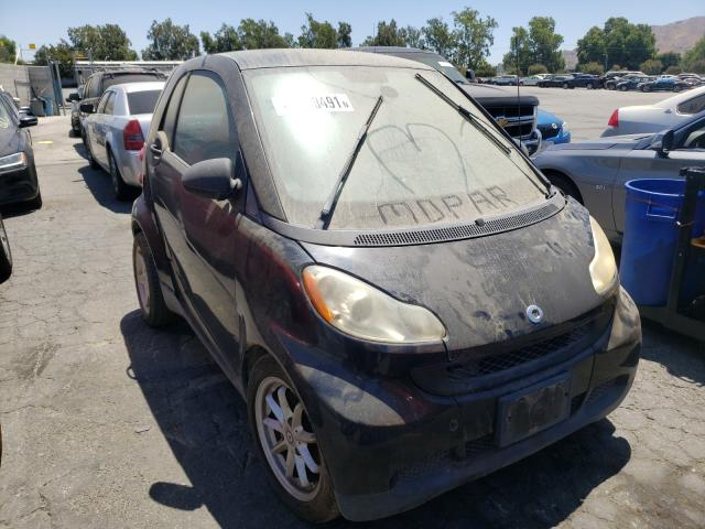 Salvage cars for sale from Copart Colton, CA: 2008 Smart Fortwo PUR