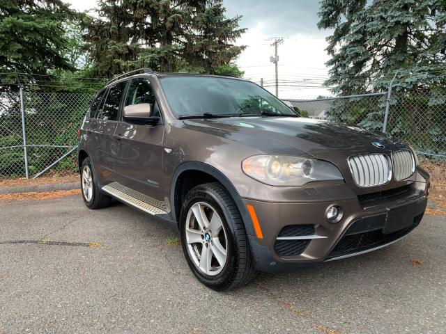 Salvage cars for sale from Copart New Britain, CT: 2011 BMW X5 XDRIVE3