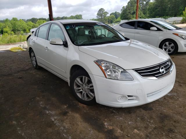 Salvage cars for sale from Copart Fairburn, GA: 2012 Nissan Altima Base