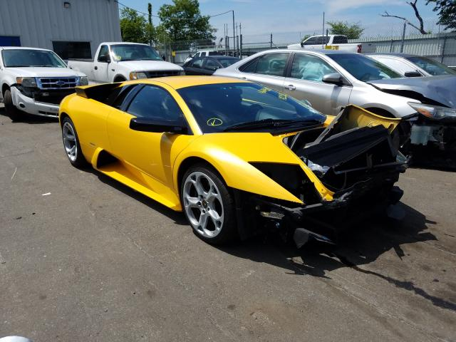 Lamborghini salvage cars for sale: 2003 Lamborghini Murcielago