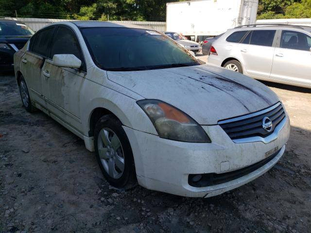 Salvage cars for sale from Copart Midway, FL: 2008 Nissan Altima 2.5
