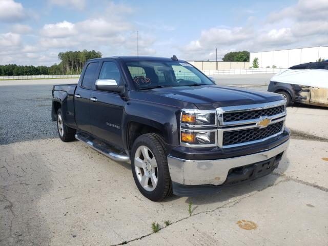 Chevrolet salvage cars for sale: 2015 Chevrolet Silverado