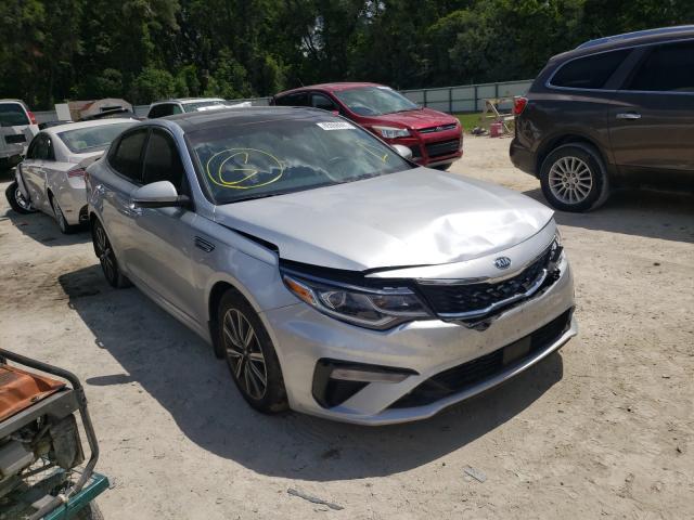 Salvage cars for sale from Copart Ocala, FL: 2020 KIA Optima EX