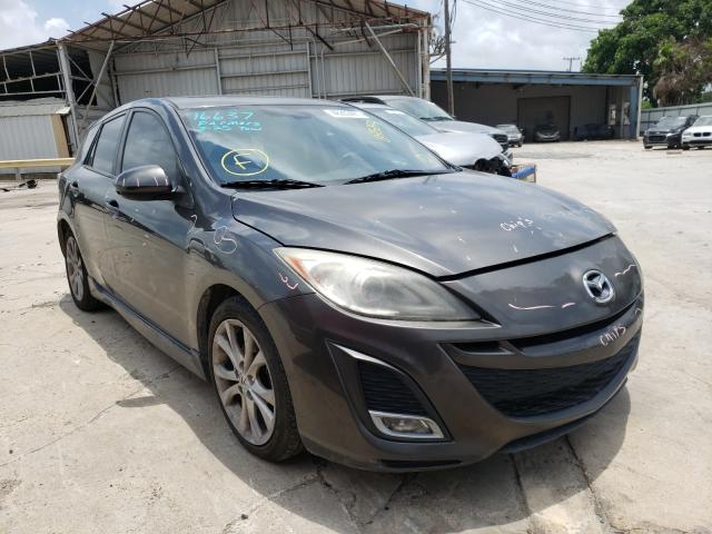 Salvage cars for sale from Copart Corpus Christi, TX: 2010 Mazda 3