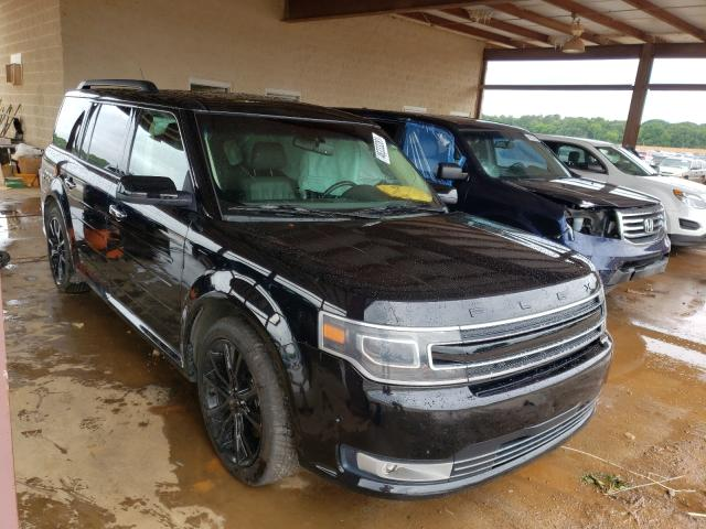 Ford Flex salvage cars for sale: 2016 Ford Flex