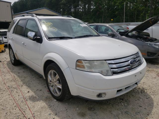 Salvage 2008 FORD TAURUS - Small image. Lot 45521361