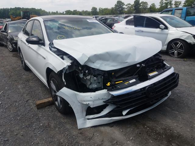 Salvage cars for sale from Copart Grantville, PA: 2020 Volkswagen Jetta S
