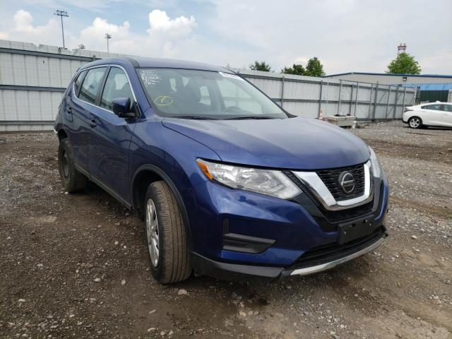 Salvage cars for sale from Copart Finksburg, MD: 2018 Nissan Rogue S