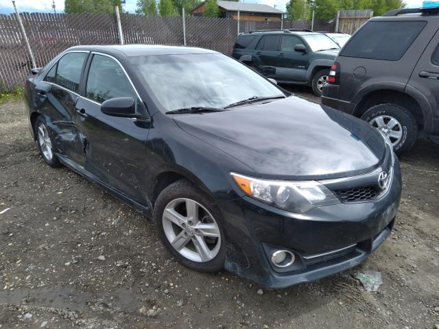 Salvage 2014 TOYOTA CAMRY - Small image. Lot 46478381