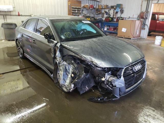 Audi Vehiculos salvage en venta: 2017 Audi A3 Premium