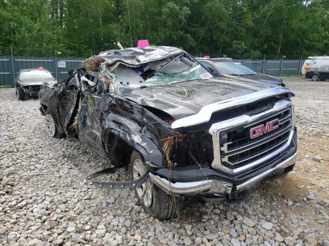 Salvage cars for sale from Copart Candia, NH: 2016 GMC Sierra K15