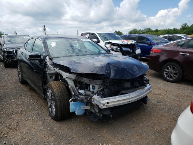 Vehiculos salvage en venta de Copart Hillsborough, NJ: 2020 Acura TLX