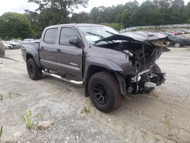 Salvage cars for sale from Copart Fairburn, GA: 2013 Toyota Tacoma DOU