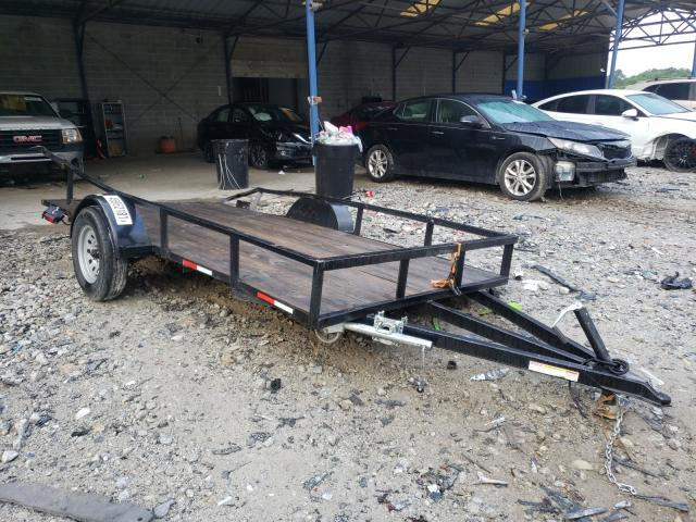 Salvage cars for sale from Copart Cartersville, GA: 2020 Utility Trailer