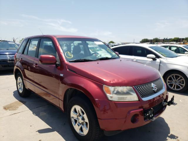Vehiculos salvage en venta de Copart Grand Prairie, TX: 2007 Suzuki Grand Vitara