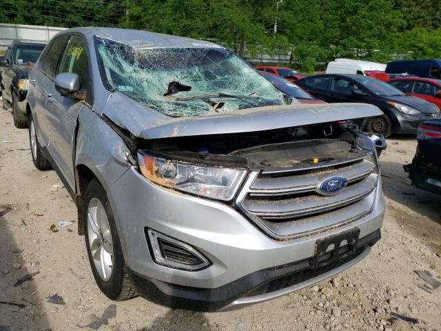 2015 Ford Edge SEL en venta en Mendon, MA