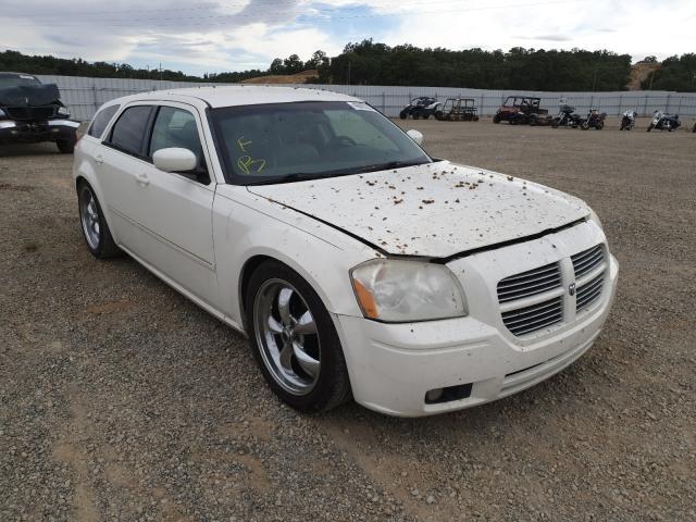 Vehiculos salvage en venta de Copart Anderson, CA: 2007 Dodge Magnum SXT