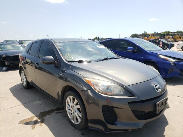 Vehiculos salvage en venta de Copart Grand Prairie, TX: 2012 Mazda 3 I