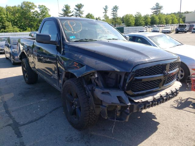 Salvage cars for sale from Copart Exeter, RI: 2015 Dodge RAM 1500 ST