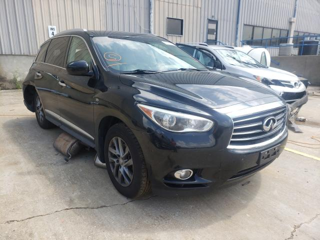 Salvage cars for sale from Copart Lawrenceburg, KY: 2015 Infiniti QX60
