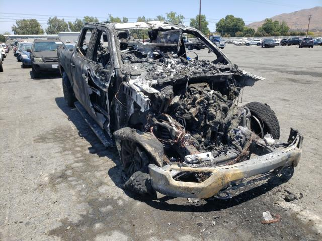 Salvage cars for sale from Copart Colton, CA: 2021 Ford F150 Super