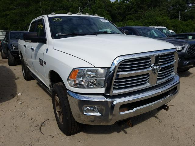 Salvage cars for sale from Copart Mendon, MA: 2013 Dodge RAM 2500 SLT